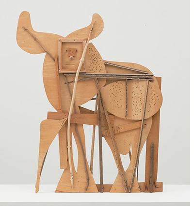 Picasso Sculpture, Bull