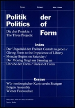 Politics of Form