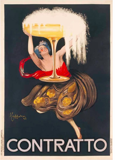 Posters: Eat & Drink in Italian Advertising, 1890-1970