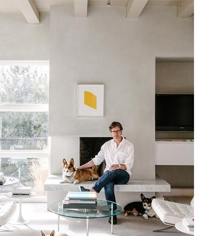 Radius Books' Founder David Chickey Featured in the WSJ Magazine