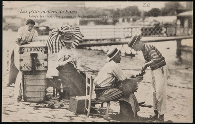 Relive turn-of-the-century Paris in the postcards of Eugène Atget