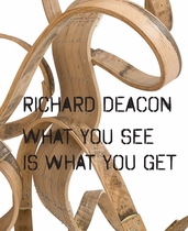 Richard Deacon: What You See Is What You Get