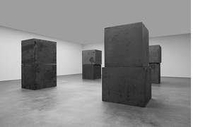 Featured image is reproduced from <I>Richard Serra: Forged Sculpture</I>.