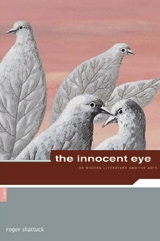 Roger Shattuck: The Innocent Eye