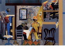 Romare Bearden in the Modernist Tradition