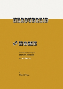 Roni Horn: Herdubreid at Home