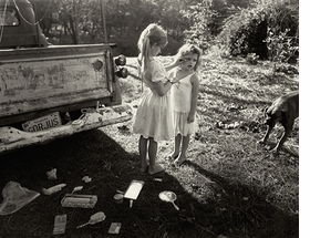 Featured image is reproduced from <i>Sally Mann: Immediate Family</i>.