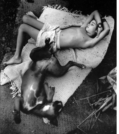 "Sally Mann: Immediate Family, ""The Hot Dog"" (1989)"