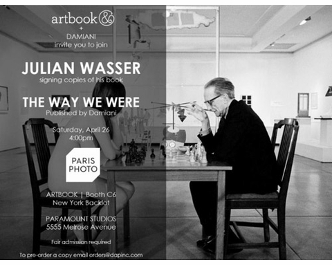 Saturday Book Signings: ARTBOOK at Paris Photo Los Angeles
