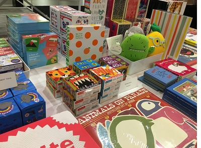 See pics from our 2017 AIGA pop-up bookstore!