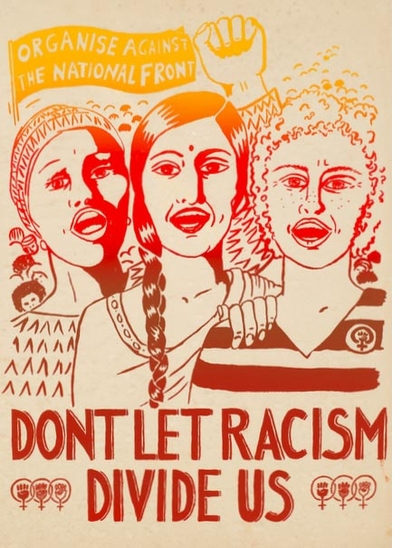 See Red Women's Workshop: Feminist Posters 1974–1990 at CAA!