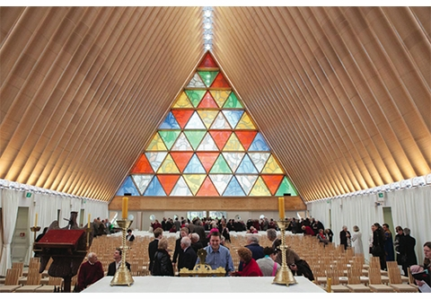 Shigeru Ban to Lecture at the Architectural League