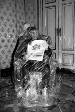 Shit and Die: Maurizio Cattelan Photographed by Ari Marcopoulos