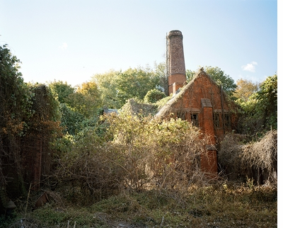 Silent Beaches, Untold Stories: New York City's Forgotten Waterfront, North Brother Island