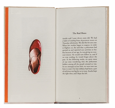 Sophie Calle's Red Shoes: True Stories