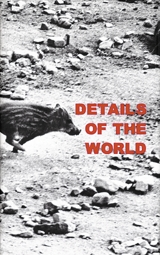 Sophie Ristelhueber: Details Of The World
