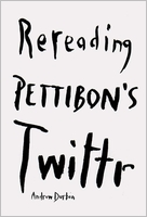 Spiyt th'Words: Rereading Pettibon's Twitter