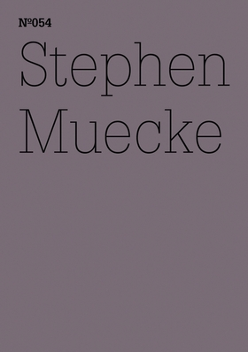 Stephen Muecke: Butcher Joe