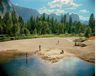 Stephen Shore in Picturing America's National Parks