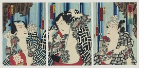 Featured image is reproduced from 'Tattoos in Japanese Prints.'