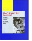 Teaching at the Bauhaus
