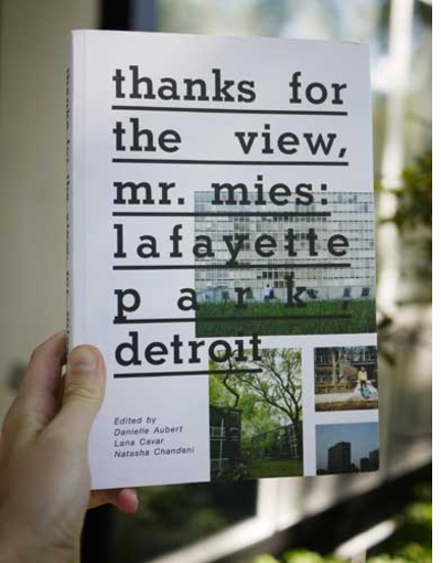 Thanks for the View, Mr. Mies Preview Party