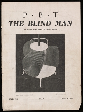Featured image is reproduced from 'The Blind Man.'