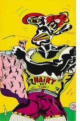 The Collected Hairy Who Publications 1966-1969: Jim Falconer
