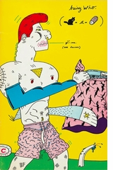 The Collected Hairy Who Publications 1966-1969: Jim Nutt