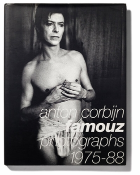 Featured image, the cover of Anton Corbijn's 1987 edition of <I>Famouz</I>, is reproduced from <I>The Dutch Photobook</I>.
