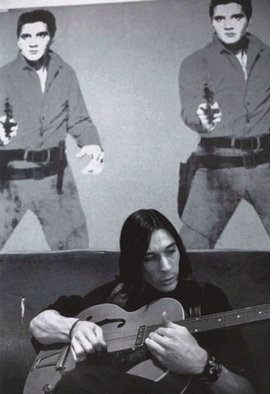 Featured photograph, of John Cale circa 1965-67, by Stephen Shore, is reproduced from <I>The Factory</I>.