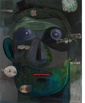 Featured image, by Nicole Eisenman, is reproduced from <I>Timeless Painting</I>.