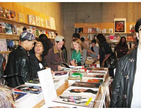 """The Legendary:"" ARTBOOK @ MoMA PS1 Magazine Store Launch Featured in New York Magazine"
