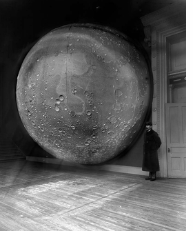 Featured image is reproduced from 'The Moon: From Inner Worlds to Outer Space.'