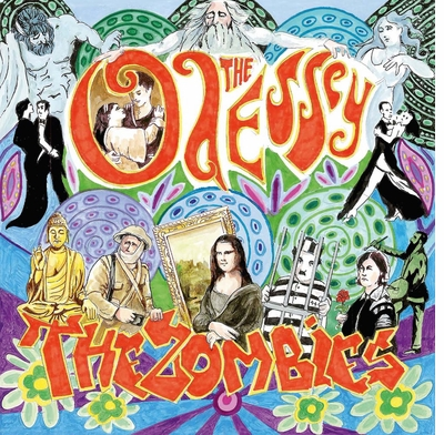 "The ""Odessey"": The Zombies in Words and Images Launch at the Strand"