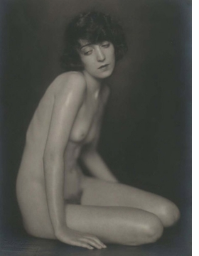 Trude Fleischmann's 1925 photograph of dancer Claire Bauroff is reproduced from <I>The Opéra, Volume II</I>.
