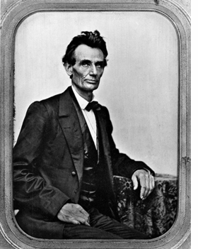 Featured image is reproduced from <I>The Photographs of Abraham Lincoln</I>.
