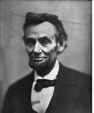 Celebrating Presidents Day with 'Photographs of Abraham Lincoln'