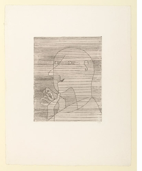 Featured image is reproduced from <I>The Prints of Paul Klee</I>.