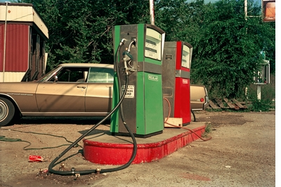 The rarest William Eggleston: Election Eve