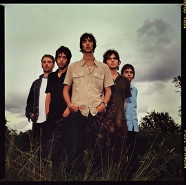 Featured image reproduced from 'The Verve: Photographs by Chris Floyd.'