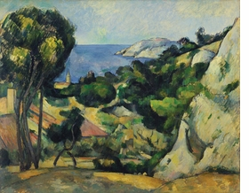 Featured image, a painting by Paul Cézanne, is reproduced from <I>The William S. Paley Collection</I>.