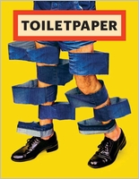 Toilet Paper: Issue 14 Limited Edition