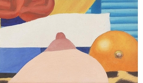Featured image is reproduced from 'Tom Wesselmann.'