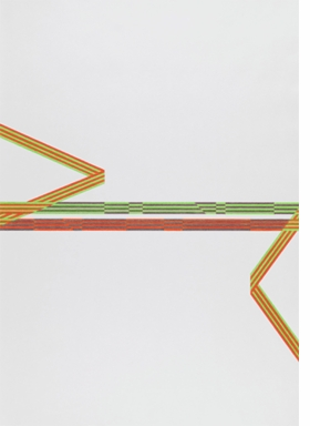 Featured image is reproduced from <I>Tomma Abts: Mainly Drawings</I>