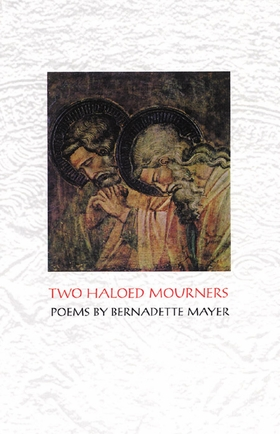Two Haloed Mourners