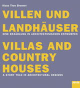Villas and Country Houses: An Story Told In Architectural Designs