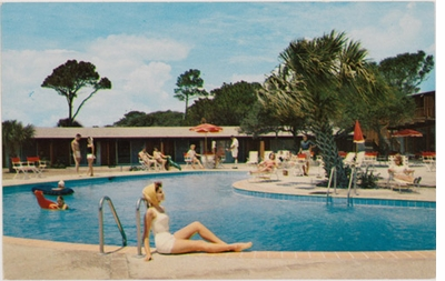 Vintage Postcards from the Grand Hotel Era
