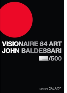 Visionaire No. 64: Art, Baldessari Red Edition