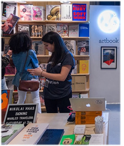 Visit ARTBOOK at the LAABF 2017!